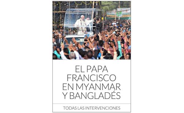 Opus Dei - Libro electrónico: El Papa Francisco en Myanmar y Bangladés