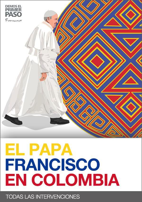 Libro electrónico: El Papa Francisco en Colombia
