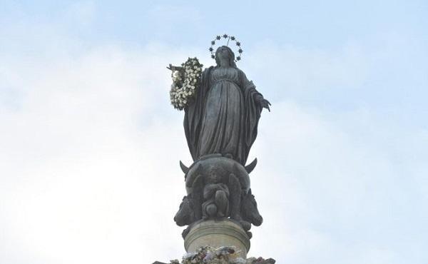 瑪利亞的一生(一):聖母無玷始胎