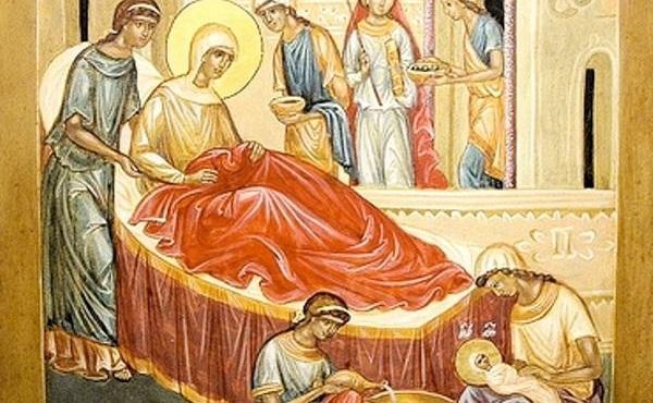 瑪利亞的一生(二):瑪利亞的誕生