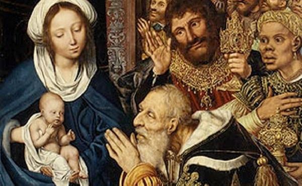 Opus Dei - 瑪利亞的一生(九) : 賢士來朝