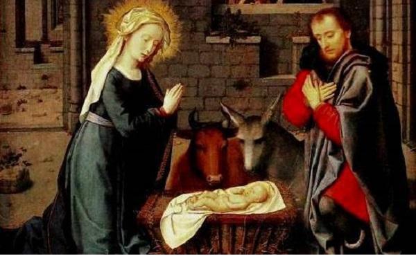 玛利亚的一生(七):耶稣诞生