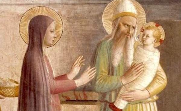 玛利亚的一生(八):献耶稣于圣殿