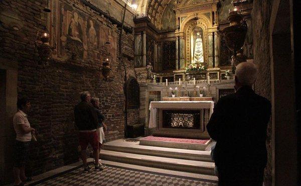 «En Loreto soy especialmente deudor de Nuestra Señora»