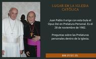 Lugar en la Iglesia Católica