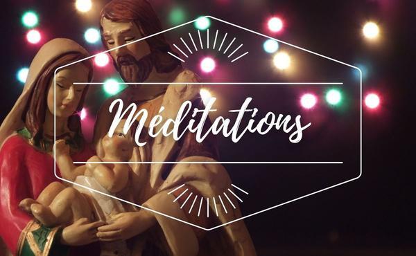 Méditations : textes pour la prière quotidienne