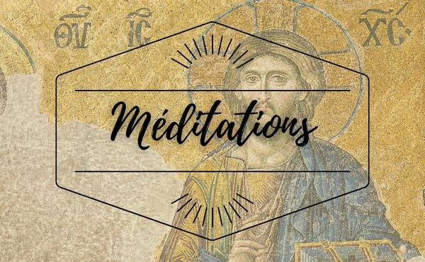 Méditation : lundi de la 1ère semaine de l'Avent