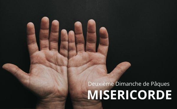 À l'approche du Dimanche de la Miséricorde Divine