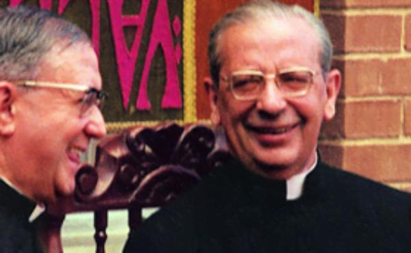 Mons. Álvaro del Portillo