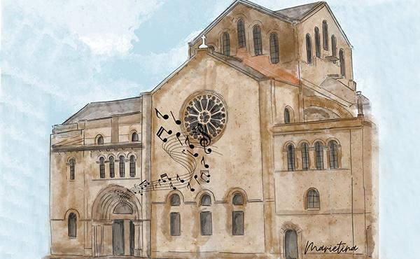 Concert benèfic de sant Josep a Montalegre