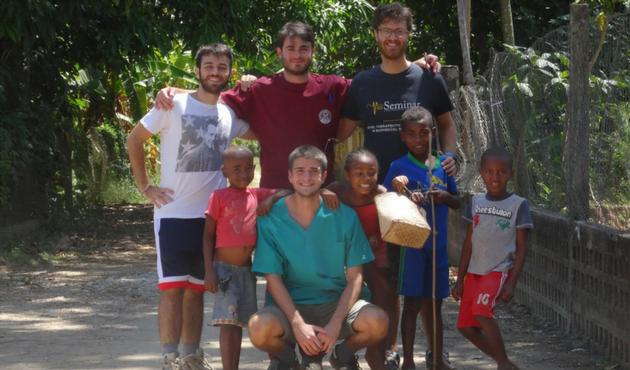 Opus Dei - Aiutare tutti, cominciando da uno: Madagascar