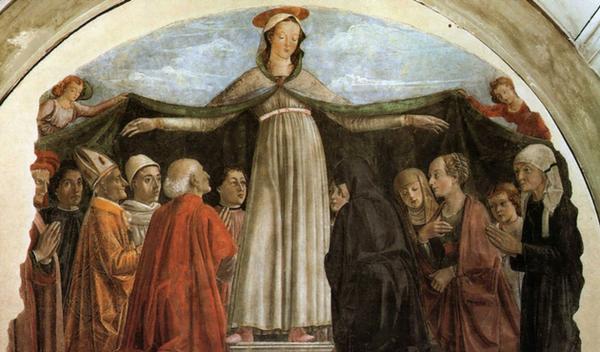 San Josemaría e la Madonna della Mercede