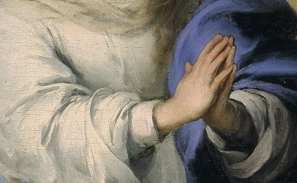 圣母始胎无原罪:教会训导,教父及圣人