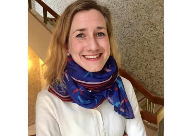 Opus Dei - Intervju i Vatikanradioen med Magdalena Lindèn