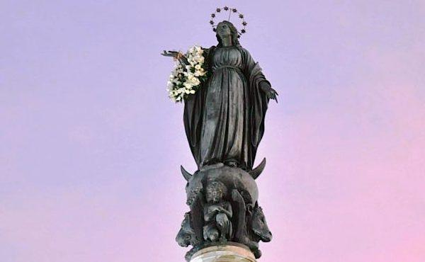 Immaculée Conception de la Bienheureuse Vierge Marie – Acte de vénération à l'Immaculée