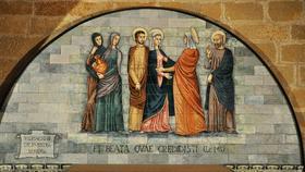 神の母であり、私たちの母である聖マリア