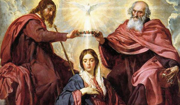 Život Panny Márie (XX): Kráľovná a Pani vesmíru