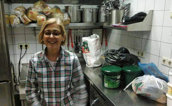 Opus Dei - Dak- en thuislozenopvang in het Catharijnehuis