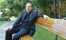 """Mariano Fazio: """"Oddelenie Cirkvi a štátu je evanjeliové, pretože klerikalizmus nie je kresťanský."""""""