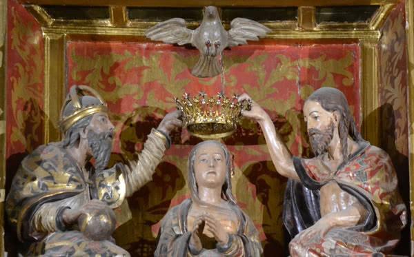 Opus Dei - Marias kroning og dronningverdighet