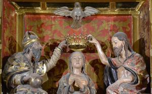 Marias kroning og dronningverdighet