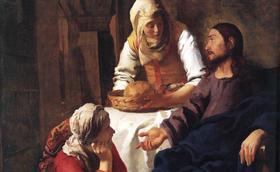 Esempi di fede (VIII): Marta e Maria