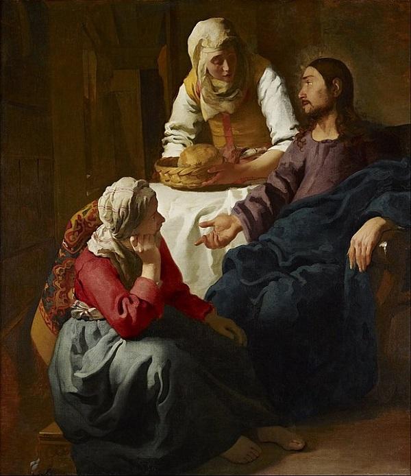 Teladan dari Iman (VIII): Martha dan Maria