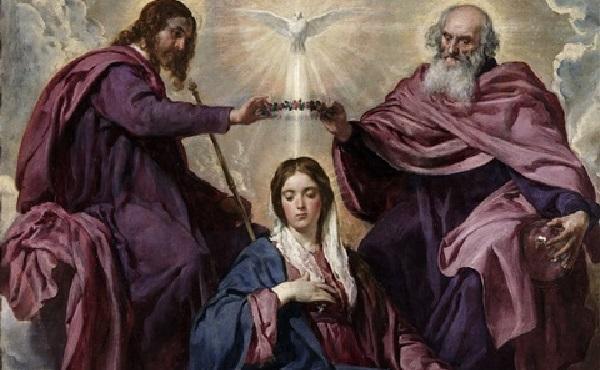 8月22日:圣母元后