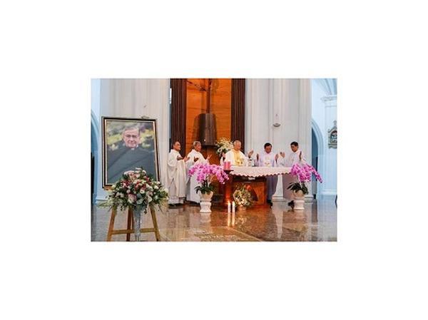 Anniversary Mass of St Josemaria in Ho Chi Minh City