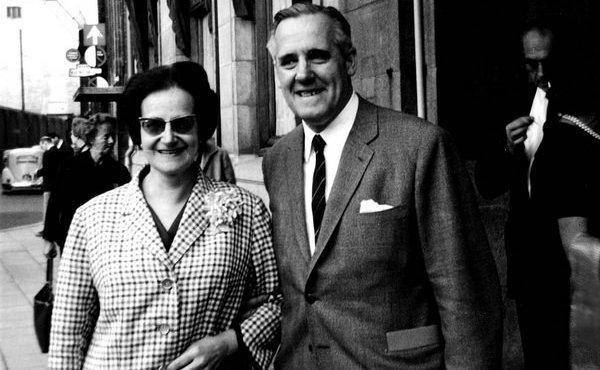 Eduardo y Laurita: vocación al Opus Dei