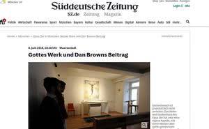 Die Süddeutsche Zeitung berichtet über Maxtor95 in München