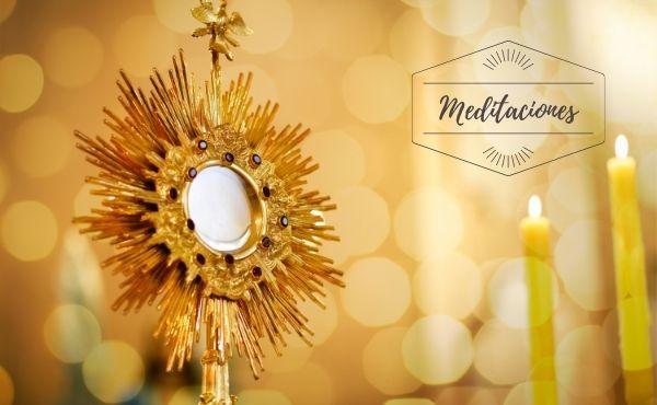 Meditaciones: jueves 3ª semana de Pascua