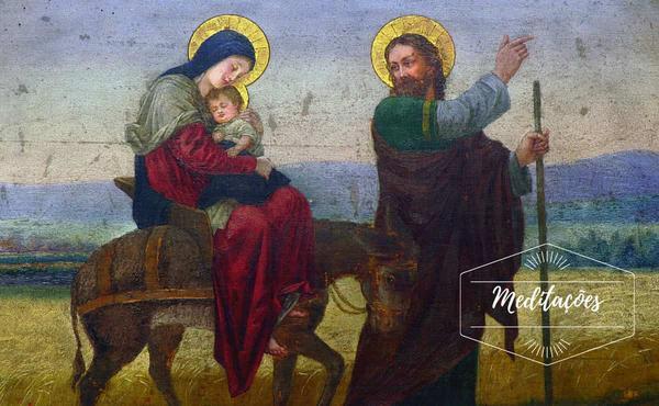 Meditações: Sagrada Família