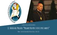 """Audio del Prelato: """"Pregare Dio per i vivi e per i morti"""""""