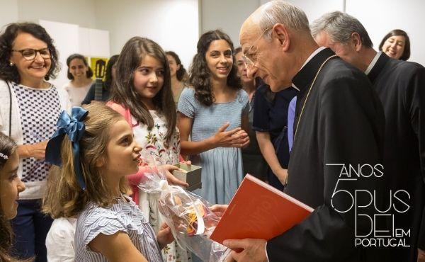 Carta do Prelado para o 75.º aniversário do Opus Dei em Portugal