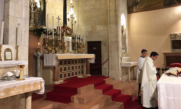 Opus Dei - Festa a Cagliari per un nuovo sacerdote