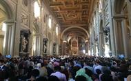 A Roma Sante Messe di ringraziamento per il beato Álvaro