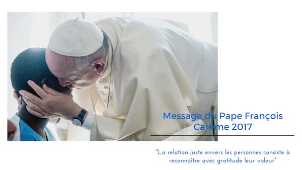 Opus Dei - Carême 2017 : « La parole est un don »