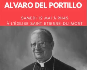 Messe en l'honneur du Bienheureux Alvaro del Portillo