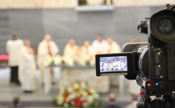 Liveübertragungen der Liturgischen Feiern der Karwoche