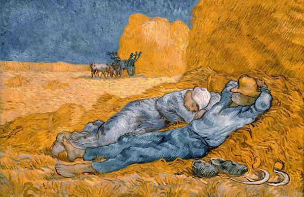 L'importanza di saper riposare