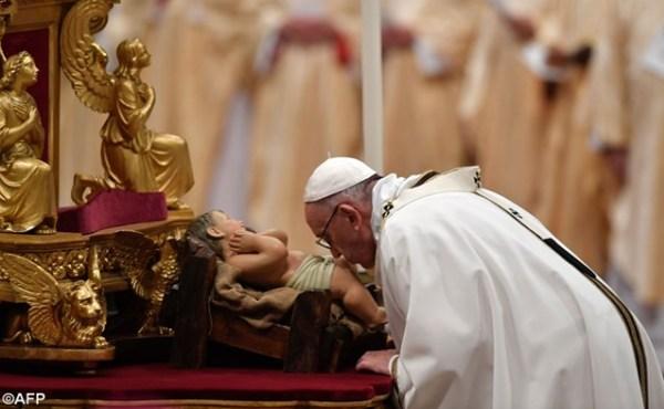 Opus Dei - 教宗方济各:做天主殷勤好客的主人翁