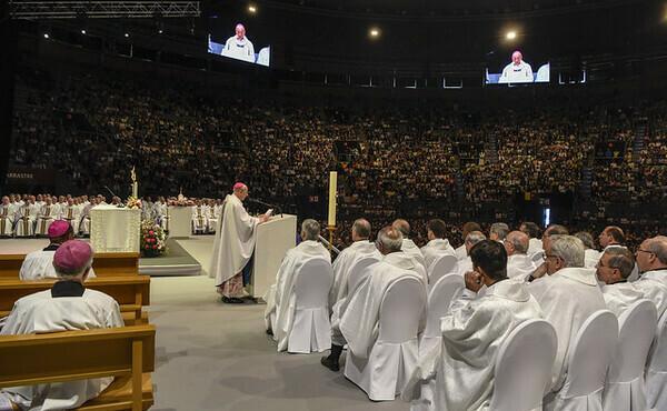 Opus Dei - Missa d'acció de gràcies per la beatificació de Guadalupe Ortiz de Landázuri