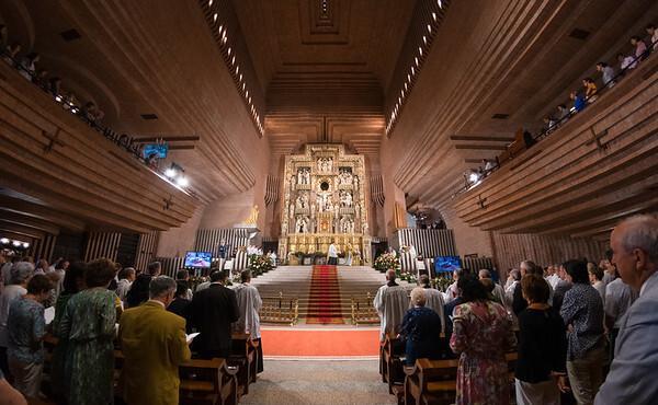 Opus Dei - Santa Misa en directo desde el Santuario de Torreciudad