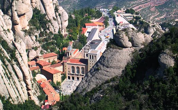 Opus Dei - Sant Josepmaria i l'abadia de Montserrat