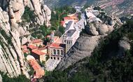 Sant Josepmaria i l'abadia de Montserrat