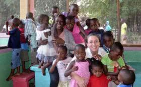 La lucha por la vida de una enfermera en el Congo