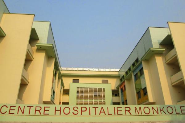 El hospital Monkole de Kinshasa, un referente para la medicina en África