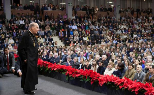 Opus Dei - Monseñor Javier Echevarría, visión magnánima y servicio