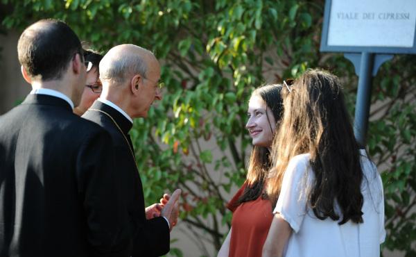 Opus Dei - De vuelta a Roma, con la cabeza y el corazón en Colombia